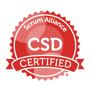 Certified Scrum Developer<sup>®</sup>