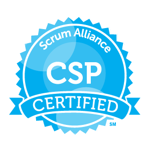 Certified Scrum Professional<sup>&reg;</sup>